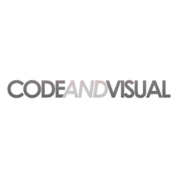 code and visual