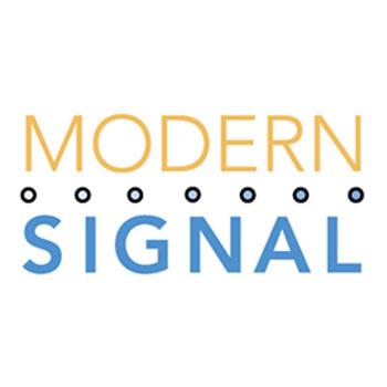 modern signal