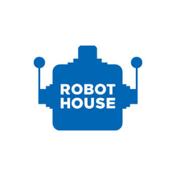 robot house creative
