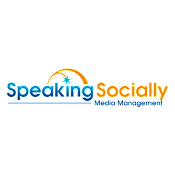 speaking socially media